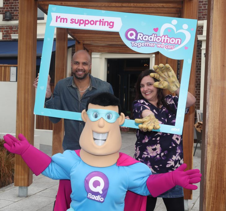 Q Radiothon 2019 Launch